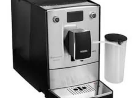 Nivona CafeRomatica 777 kávégép szervíz - juraszerviz.hu